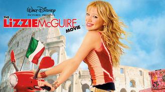 Netflix box art for The Lizzie McGuire Movie