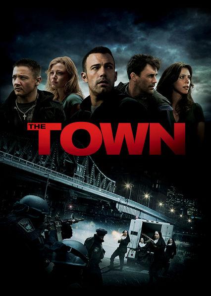 The Town Netflix BR (Brazil)