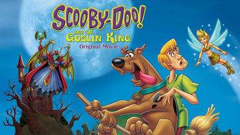 Netflix Canada: Scooby-Doo and the Goblin King is available