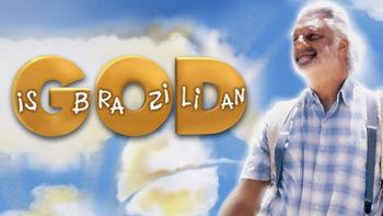 Netflix box art for God Is Brazilian
