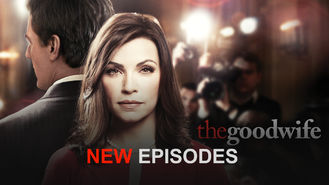 Netflix box art for The Good Wife - Season 6