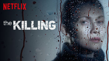 Netflix box art for The Killing - Season 4
