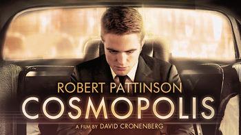 Netflix box art for Cosmopolis