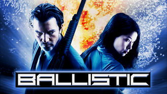 Netflix box art for Ballistic: Ecks vs. Sever