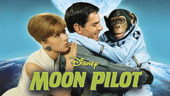 Netflix box art for Moon Pilot