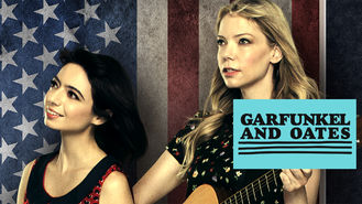 Netflix box art for Garfunkel and Oates - Season 1