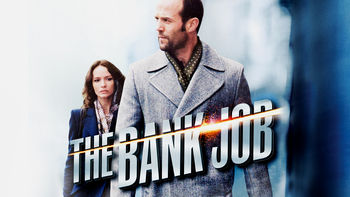 Netflix box art for The Bank Job