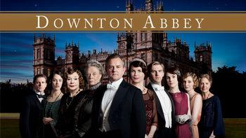 Netflix box art for Downton Abbey - Series 1