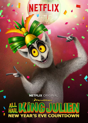 King Julien - New Year's Eve Countdown