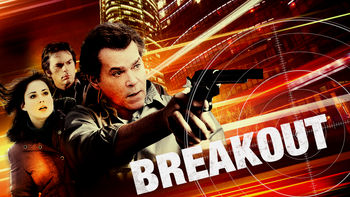Netflix box art for Breakout