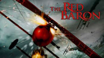 Netflix box art for The Red Baron