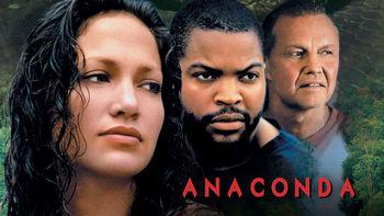 Netflix box art for Anaconda