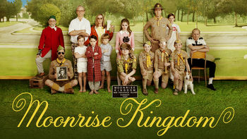 Netflix box art for Moonrise Kingdom
