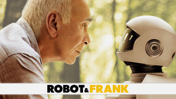 Netflix box art for Robot & Frank