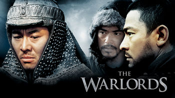 Netflix box art for The Warlords