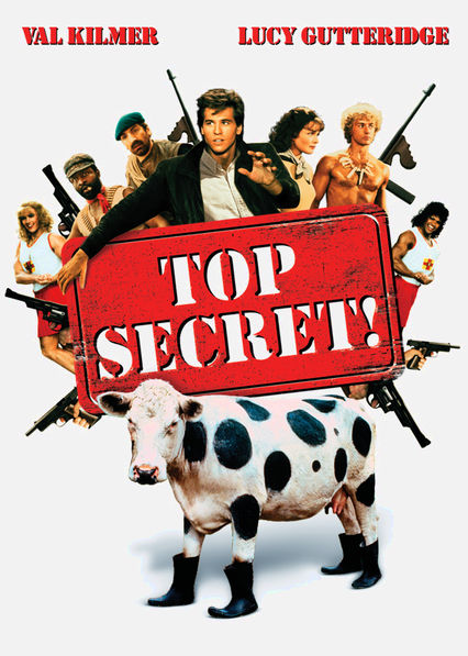 Top Secret! Netflix BR (Brazil)