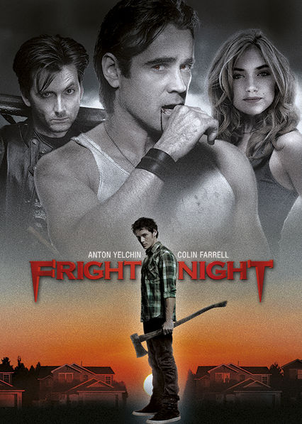 Fright Night Netflix CL (Chile)