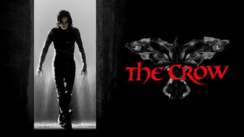 Netflix box art for The Crow