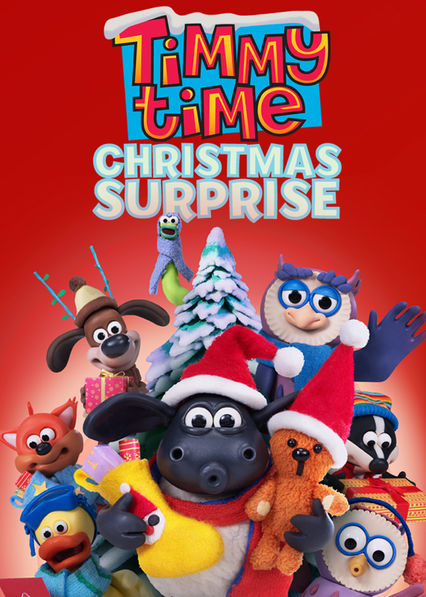 Timmy Time: Timmy's Christmas Surprise Netflix AR (Argentina)