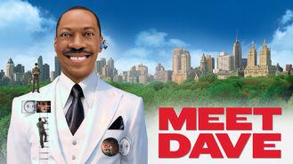 Netflix box art for Meet Dave