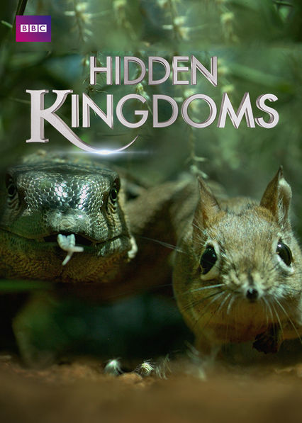 Hidden Kingdoms Netflix KR (South Korea)