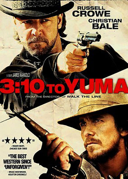 3:10 to Yuma Netflix IN (India)