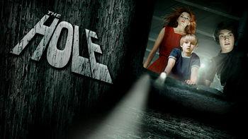 Netflix box art for The Hole