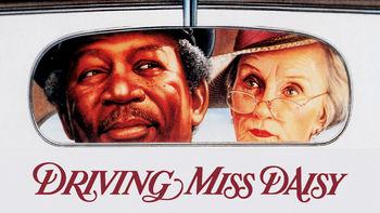 Netflix box art for Driving Miss Daisy