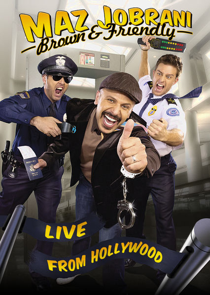 Maz Jobrani: Brown and Friendly Netflix AU (Australia)
