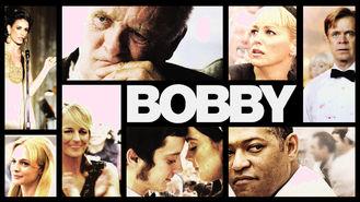 Netflix box art for Bobby