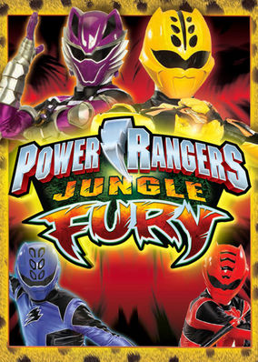 Power Rangers Jungle Fury - Season 1