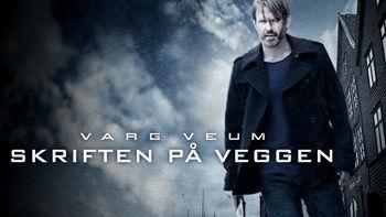 Netflix box art for Varg Veum - skriften på veggen