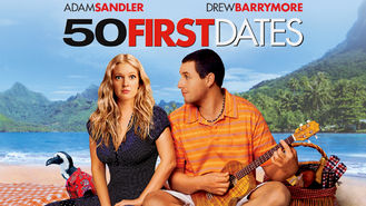 Netflix box art for 50 First Dates