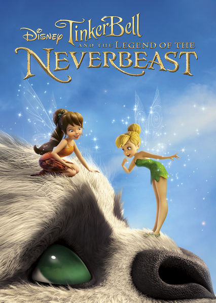 Tinker Bell and the Legend of the NeverBeast Netflix BR (Brazil)