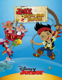 Jake and the Never Land Pirates: Season 1: The Pirate Princess / The Rainbow Wand