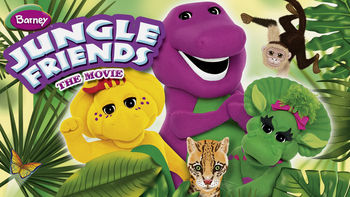 Netflix Brazil: Barney: Jungle Friends is available on Netflix for