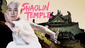 Netflix Box Art for Shaolin Temple, The