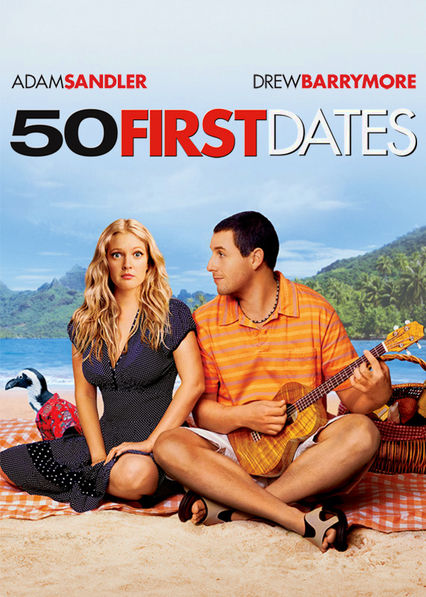 50 First Dates Netflix EC (Ecuador)