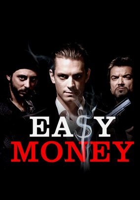 Netflix box art for Easy Money