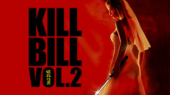 Netflix box art for Kill Bill: Vol. 2