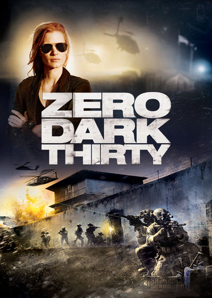 Zero Dark Thirty Netflix BR (Brazil)