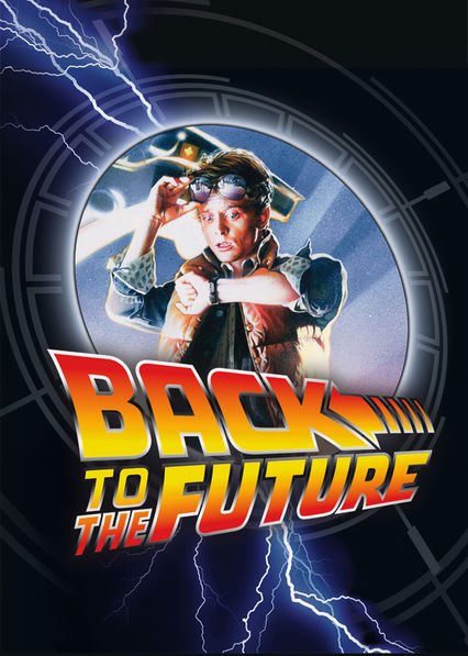 Back to the Future Netflix BR (Brazil)