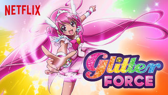 Netflix box art for Glitter Force - Season 1