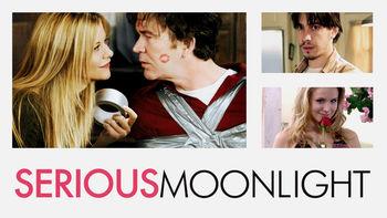 Netflix box art for Serious Moonlight
