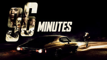 Netflix box art for 96 Minutes