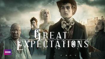 Netflix box art for Masterpiece Classic: Great Expectations - Season 1