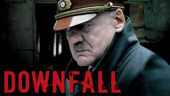 Netflix box art for Downfall