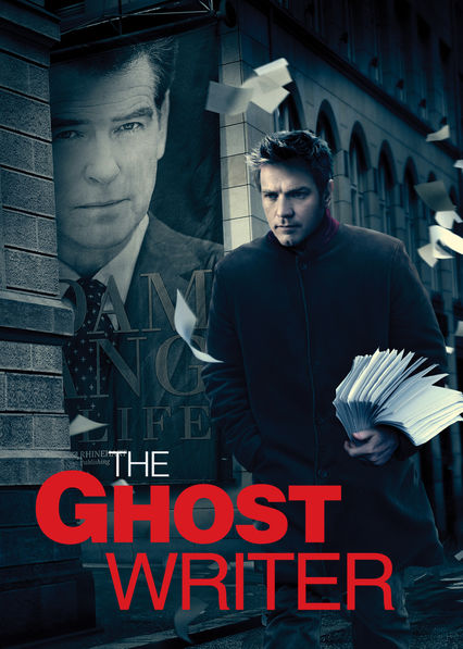 The Ghost Writer Netflix AR (Argentina)