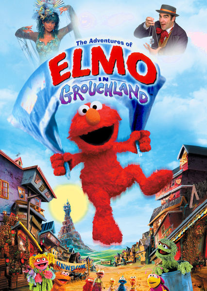 The Adventures of Elmo in Grouchland Netflix UK (United Kingdom)