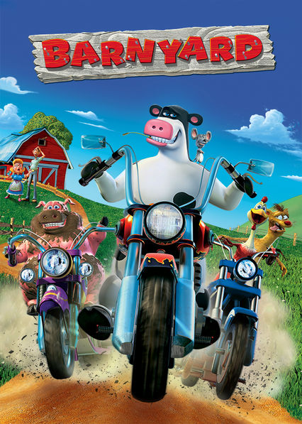 Barnyard Netflix CO (Colombia)